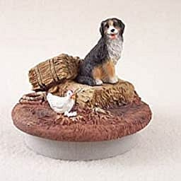 Bernese Mountain Dog Candle Topper Tiny One \