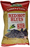Garden of Eatin Tortilla Chips, Red Hot Blues, 16 Ounce