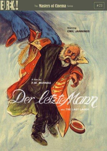 Der letzte Mann (aka The Last Laugh) [Masters of Cinema] [Reino Unido] [DVD]