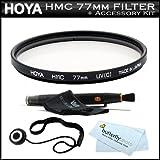 Vivitar 77mm UV Haze Filter (Ultra Violet) Multi Coated Glass Filter For Canon EF 70-200mm F/2.8L II IS USM Telephoto...