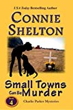 Small Towns Can Be Murder (Charlie Parker Mystery Book 4)