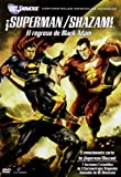 Superman/Shazam: Return of the Black Adam DVD PAL UK (Import with English Soundtrack)