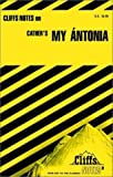 img - for Cliffs Notes on My Antonia by Mildred Bennett (1962-10-20) book / textbook / text book