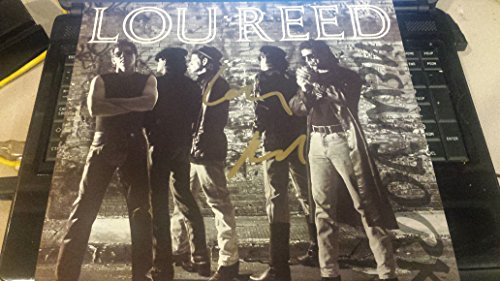 Lou Reed New York Album