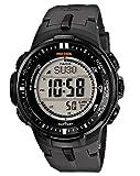 [カシオ]Casio 腕時計 PROTREK プロトレック トリプルセンサーVer.3搭載 世界6局電波対応ソーラーアウトドアウォッチ 10気圧防水 PRW30001JF [逆輸入品]