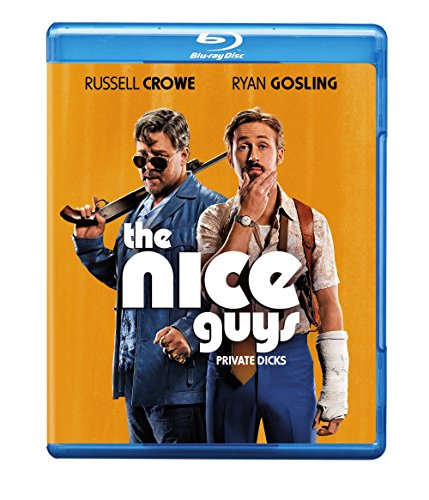 Blu-ray : The Nice Guys (With DVD, Ultraviolet Digital Copy, Digitally Mastered in HD)