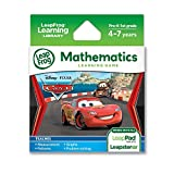 LeapFrog Learning Game Disney-Pixar Cars 2 (works with LeapPad Tablets, Leapster GS and Leapster Explorer)
