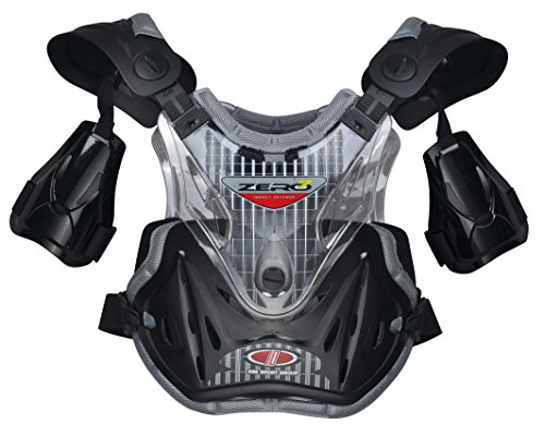 ABE SPORT(アベ スポーツ) ZERO7 IDX1 プロテクター クリア 97-0001-TK