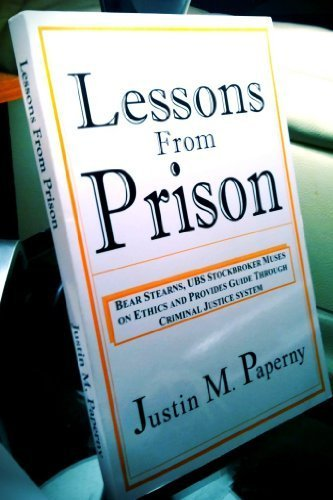 Lessons From Prison