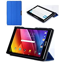 ASUS ZenPad 8.0 Case (2015 ASUS ZenPad Z380C,Z380CX,Z380KL) - ProCase Ultra Slim and lightweight, Hard Shell, Stand Cover Case for ASUS ZenPad 8.0 8-Inch Tablet (Z380C,Z380CX,Z380KL) (Navy Blue)