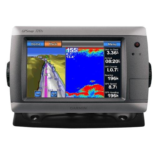 Brand New Garmin - Garmin GPSMAP 720S GPS Chartplotter w/Sounder