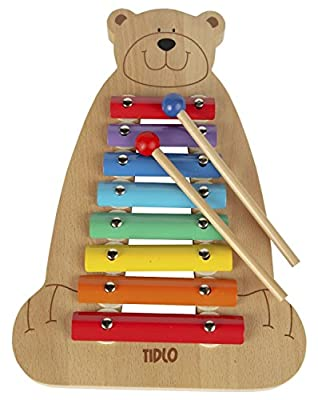 Tidlo Musical Bear