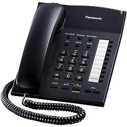 Panasonic KX-TS840B Single Line Speakerphone BLACK