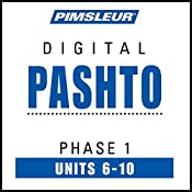 Pashto Phase 1, Unit 06-10: Learn to Speak and Understand Pashto with Pimsleur Language Programs |  Pimsleur