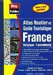 ATLAS ROUTIER ET GUIDE TOURISTIQUE, F...