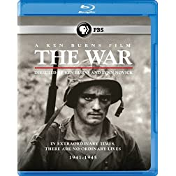 The War [Blu-ray]