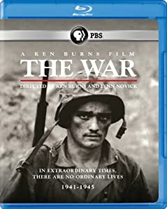The War: A Film by Ken Burns [Blu-ray]