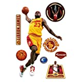 LeBron James MVP Cleveland Cavaliers Wall Decal Amazon.com