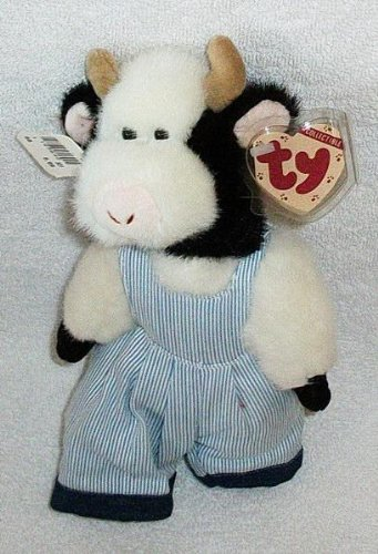 Ty Attic Treasures - Madison the Cow - 1