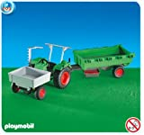 PLAYMOBIL® 6212 - Kleiner Traktor mit Anhänger (Folienverpackung)