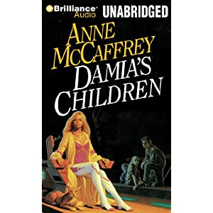 Damia's Children - Anne McCaffery