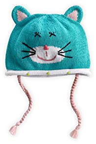 Joobles Organic Baby Hat - Kitty Katz