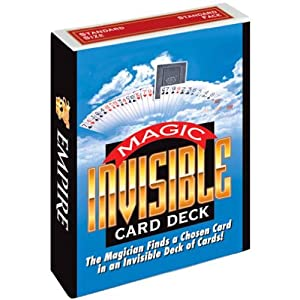 The Invisible Deck - Card Magic Trick