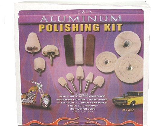 Enkay 142  Aluminum Polishing Kit (Aluminum Polishing Compound compare prices)