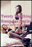 img - for Twenty Scorching Group Sex Stories: Twenty Explicit Erotica Stories book / textbook / text book