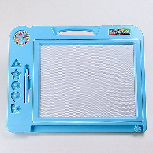 Dry Wipe Clean White Board to Learn Wring Letter A to Z Alphabet K0035-1