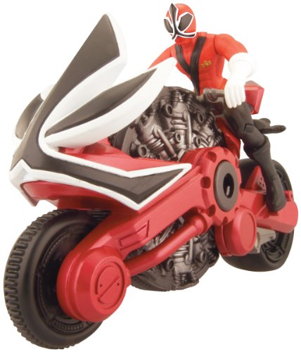 Power Ranger Samurai Samurai Disc Cycle Fire