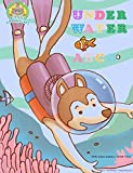 Children's Book: BUSTER'S ADVENTURES in UNDERWATER ABC'S(Parent Participation, Home Schooling, Early Learning Education, Preschool, Kindergarten)ALPHABET ABC LETTER DOG FISH ANIMALS ACTIVITY WORKBOOK