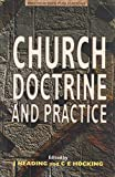 img - for Church Doctrine and Practice book / textbook / text book