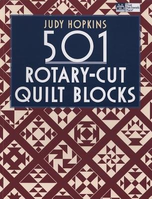 501 Rotary-Cut Quilt Blocks[501 ROTARY CUT QUILT BLOCKS][Paperback]