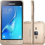 Samsung Galaxy J1 Mini J105B Unlocked GSM 3G Quad-Core Smartphone w/ 5MP Camera - Gold
