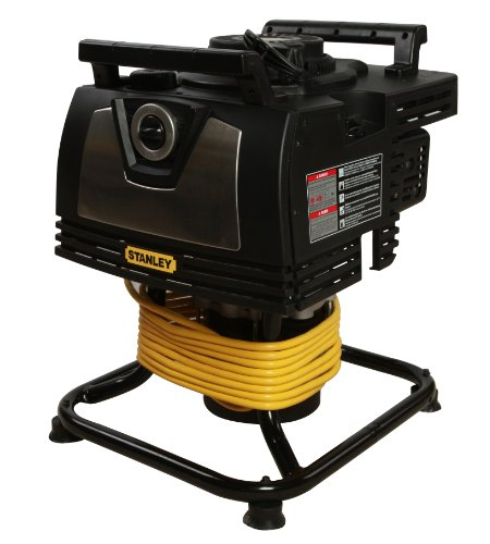 51HOHr3BV9L. SL500  STANLEY 2250 Watts 140cc 5 HP Portable Generator with Bonus 25 Feet Heavy Duty Cord
