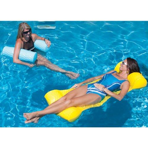 Trc Recreation Sun Cliner Water Hammock Aquamarine