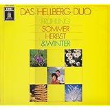 Das Hellberg - Duo - Frühling Sommer Herbst & Winter [Vinyl-LP] EMI-Odeon 1 C 052-28655