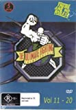 UFC 11-20 DVD Box Set vols. 11 12 13 14 15 16 17 18 19 20