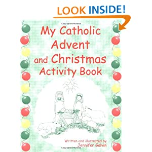 Christmas and Activity Book For Children