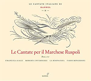 George Frideric Handel, Fabio Bonizzoni, La Risonanza, Emanuela Galli