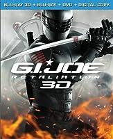 G.I. Joe: Retaliation (Blu-ray 3D / Blu-ray / DVD / Digital Copy +UltraViolet) from Paramount