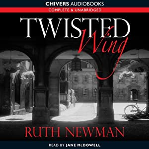 Twisted Wing | [Ruth Newman]