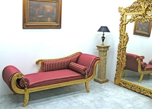 Barock Sofa Rokoko Louis XV AlSo0318