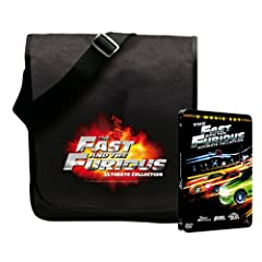 The Fast and the Furious 1-3 Ultimate Collection im Steelbook mit Tasche