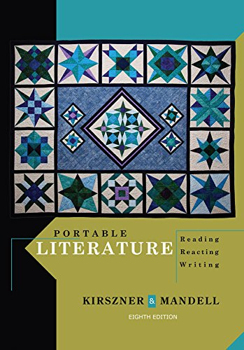 CourseMate (with eBook of Literary Terms and Criticism) for Kirszner/Mandell's Portable Literature: Reading, Reacting, Writing, 8th Edition (Kirszner Portable Literature compare prices)