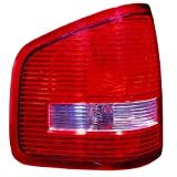 Depo 330-1933L-US Ford Explorer Sport Trac Driver Side Replacement Taillight Unit