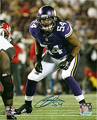 Eric Kendricks Minnesota Vikings Autographed / Signed 8 x 10 Photo Pose # 1