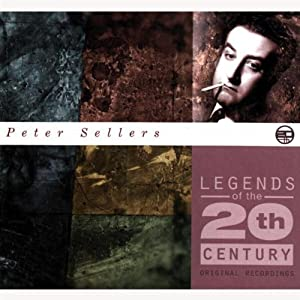 Peter Sellers -  Legends Of The 20th Century