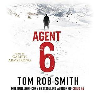 Agent 6 Audiobook
